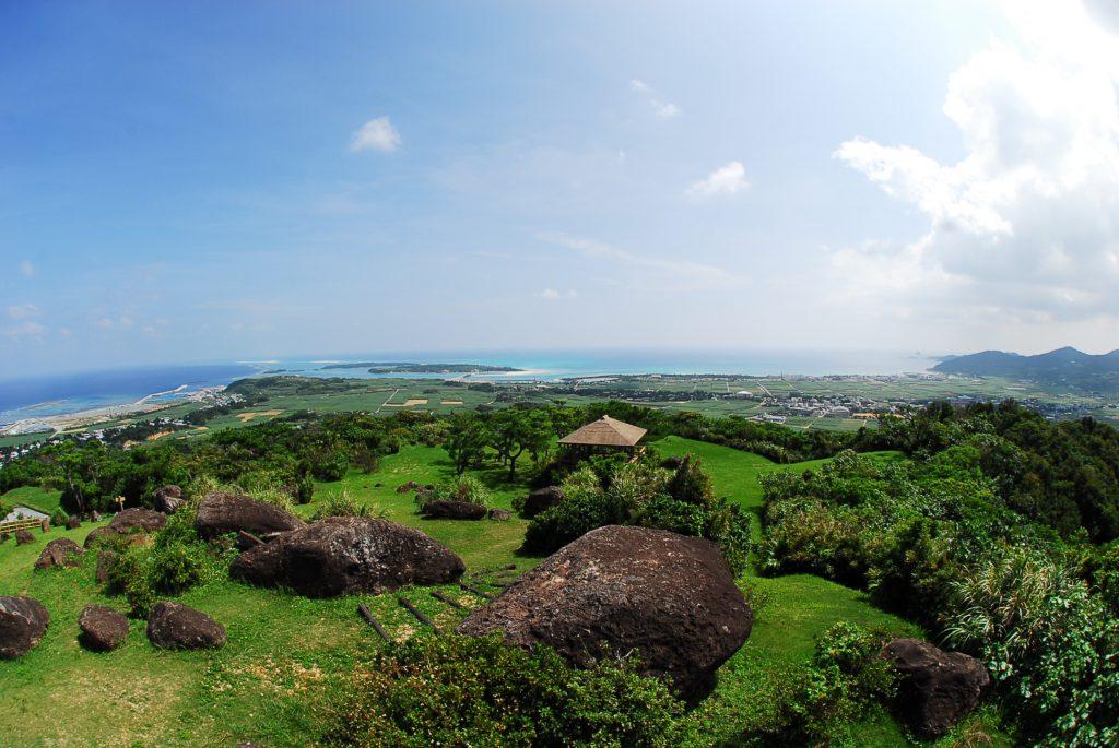 トゥンナハからの眺め