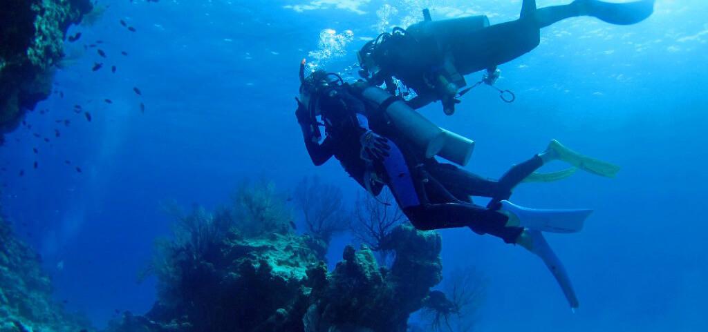 体験ダイビング イメージ
