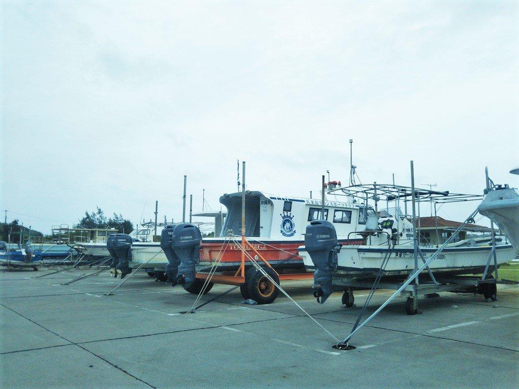 船の台風対策