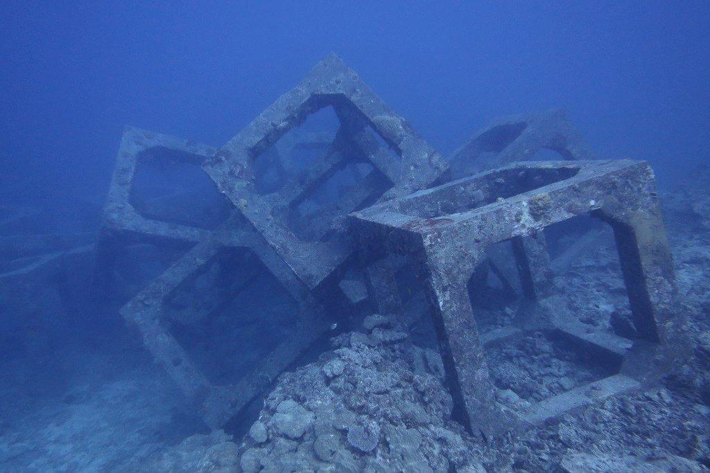 魚礁ポイント